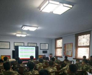 红十字应急救护培训走进山庄和京城路公安消防中队