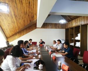 津冀红十字工作交流座谈会在承德市围场县顺利召开
