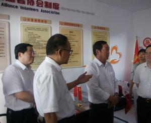"""河北省人大常委会对承德市开展红十字会""""一法一办法""""执法检查"""