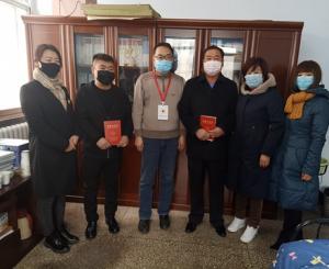 双滦区爱心联盟志愿者协会为抗击新型冠状病毒肺炎疫情定向捐赠